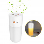 home appliances 400ML electric mini small humidifier with Night Light for kids