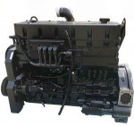 Machinery parts QSM11 diesel engine assembly Serial no 35330301