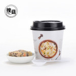 ready to eat fast food freeze dried instant soup