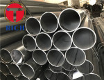 EN10305-2 Welded Precision Cold Drawn DOM Steel Tube For Hydraulic Cylinders