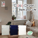 New Color Clothes Dryer Portable Hanging Clothes Dryer PTC Air Dry Casa Dryer