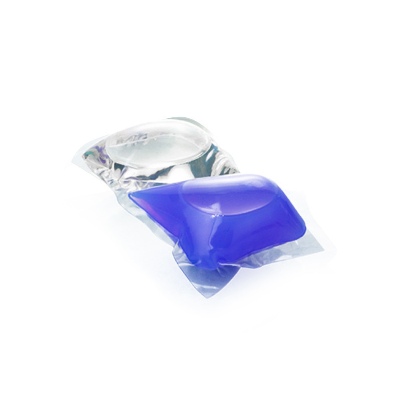 ODM 8g/2in1 Laundry detergent pods capsules/Four colors/lasting fragrance/Anti - static propertie