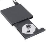 Portable External Slim USB 2.0 DVD-RW/CD-RW Burner Recorder IDE chip Optical Drive CD DVD ROM Combo Writer For Tablets PC