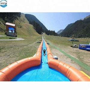 Import The Worlds Longest Waterslide Inflatable Water Slide For Sale 1000 Ft Slip N Slide Inflatable Slide The City Factory Price From China Find Fob Prices Tradewheel Com