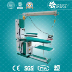 Factory wholesale Cheap Automatic Clothes suction vacuum Ironing Machine price
