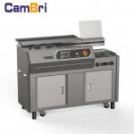new C30 C50 C60 A4 size glue book binding machine
