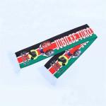 Wholesale football sublimation custom scarf no minimum from China