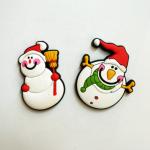 Christmas tree soft pvc fridge magnet