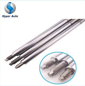 High Precision Customized Hard Chrome Steel Shaft