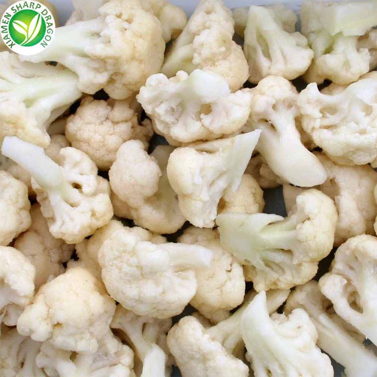 Wholesale Seasonal Vegetable Frozen Broccoli And Cauliflower In price