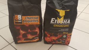 Import Hardwood charcoal from South Africa