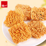 840g Dry casual snack Fried instant noodles snack