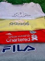 Apparel surplus branded, stock, Leftover, Overruns Branded T shirt from Bangladesh
