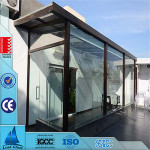Clear laminated glass for curtain wall and facade and windows hot sale