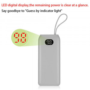 Private mould 10,000 mAh Power bank