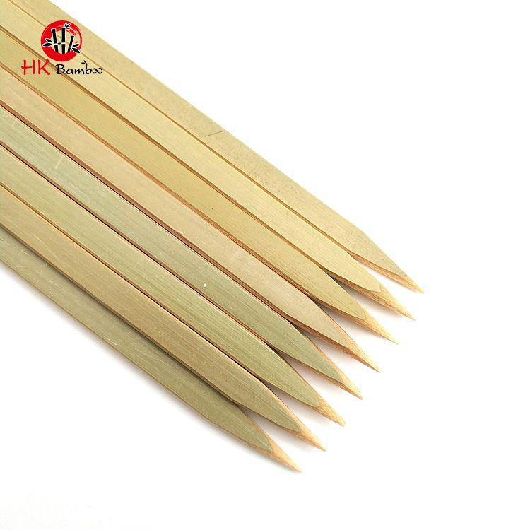 Flat Bamboo Skewer