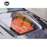 Acrylic Carbon Fiber  AF-IMP Front Engine Bonnet Hood for Mercedes Benz C-Class W205 C63 AMG Sedan Coupe
