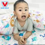 High Quality Soft Comfortable Custom Print Babies Fleece Blanket