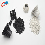 Popular buy small electrical devices applied Excellent flexibility in designing 1.5 W dark-grey thermal conductive plastic PA