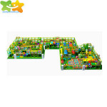Qingyuan manufacturer jungle theme indoor play centre for sale