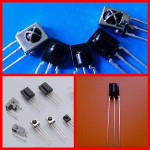 Top 38kHz ironclad Infrared Receivers Module LED Diodes