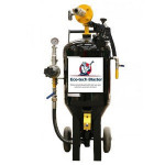 DB225 portable wet blasting pot/ sand blasting pot/sand blasting machine