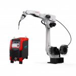 JHY 6 axis robot arm robotic automatic welding machine