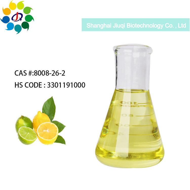 Natural Flavour & Fragrances CAS#8008-26-2 Lime oil