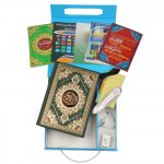 The Quran Reading Pen with Small Size Quran Book Wooden Box Packing Digital Quran Talking Pen For Muslim Education