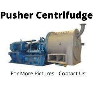 Pusher Centrifuge P-100