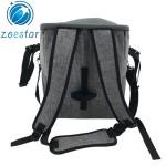 Foldable Drawstring Closure Pet Bicycle Bag Bike Basket Mesh Windows Cat Puppy Transport Carrier Backpack