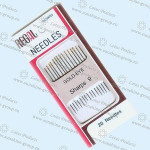 Hand Sewing Needle With Paper Card