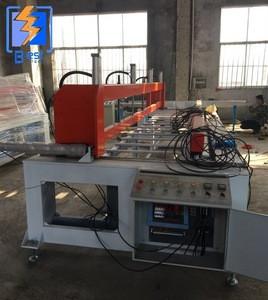 3 - 30mm Plate thickness PE plastic sheet Bending Sheet Butt welders