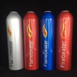 Aluminium Micro Decorative Vehicle Latest Cylinder Fire Extinguisher