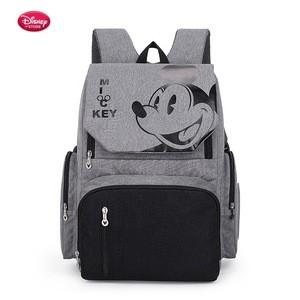 Disney Baby Diaper Bag Mummy Travel Backpack Waterproof Diaper Backpack Bag Multifunction Mommy Maternity Bags