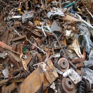 Hard Iron Scrap Metal scrap auction HMS 1 and HMS 2