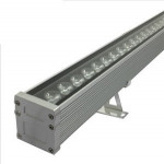 High quality lowest price 36W led wall washer in 4000K  L1000 W50 H55 AC220V-220V IP67
