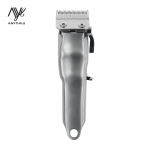 New Barber All-Metal Design High Quality LED Display Electric Hair Clipper Hair Trimmer for Men Hair Cutter Machine