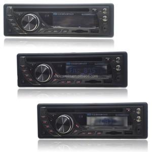 Single din Car CD player/Car radio/Car audio with USB SD FM