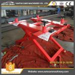 AUTOCARE hydraulic used Car Scissor Lift for sale AC-2800