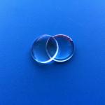 Glass Optical Lenses Plano Convex 50Mm Lens Optical