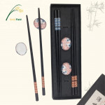 Japanese Luxury Chopsticks Gift Set For Two Person