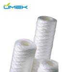 10 inch sediment string wound pp/cotton yarn water filter cartridge