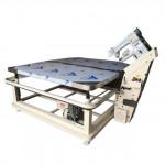 Industrial automatic lifting furniture making mattress tape edge sewing machine