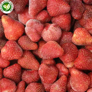 IQF Import per ton freeze fruit frozen strawberry for specifications prices