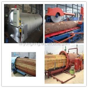 New improved type Wood processing equipments / wood treatment machine wood preservative machine