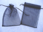 Professional Factory Supply Organza Material Drawstring Pouch