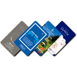 13.56Mhz Access Control Mifare DESFire EV2 4K Card