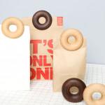 Wooden Food Sealing Clip Donut Shape Snack Bag Sealer