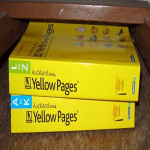 European Waste Yellow Pages Telephone directories